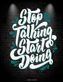Stop Talking Start Doing: Sleep Tracker