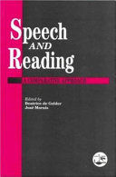 Speech and Reading