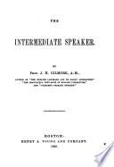 The Intermediate Speaker