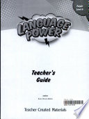 Language Power Grades K 2 Level A Teacher S Guide Book