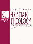 Pdf Encyclopedia of Christian Theology Telecharger