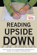 Reading Upside Down