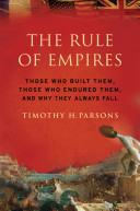 Cover of The Rule of Empires