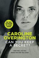 Can You Keep a Secret? Pdf/ePub eBook