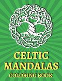 Celtic Mandalas Coloring Book