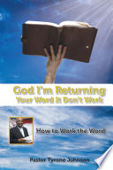 God l m Returning Your Word It Don t Work