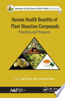 Human Health Benefits of Plant Bioactive Compounds