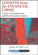 Lessons from the Financial Crisis
