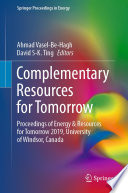 Complementary Resources for Tomorrow Book