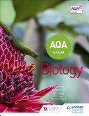 AQA A Level Biology  Year 1 and Year 2
