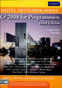 C 2008 For Programmers 3 E