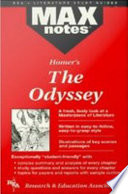 Odyssey The Maxnotes Literature Guides