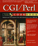 The CGI PERL Cookbook