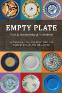 Empty Plate Book