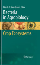 Bacteria in Agrobiology  Crop Ecosystems
