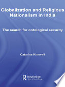Globalization And Religious Nationalism In India