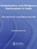 Globalization and Religious Nationalism in India Pdf/ePub eBook