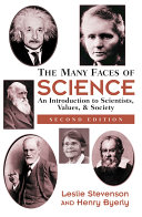Pdf The Many Faces Of Science Telecharger