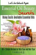 Essential Oil Beauty Secrets