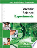 Forensic Science Experiments Book PDF