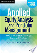 Applied Equity Analysis and Portfolio Management    Online Video Course