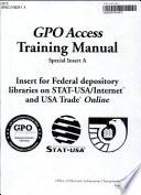 Gpo Access Training Manual