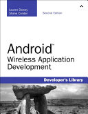 Android Wireless Application Development: Barnes & Noble ...