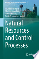 book cover: Natural resources and control processes
