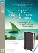 Niv Cultural Background Study Bible