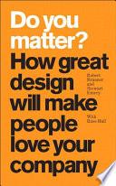 Do You Matter?
