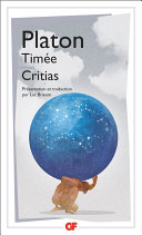 Timée – Critias