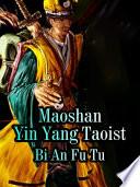 Maoshan Yin Yang Taoist Book