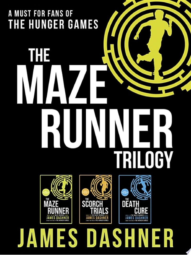 The Maze Runner Trilogy image