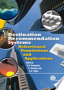 Destination Recommendation Systems