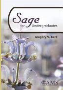 Sage for Undergraduates Pdf/ePub eBook