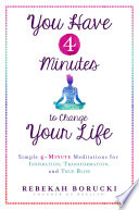 You Have 4 Minutes to Change Your Life Book PDF