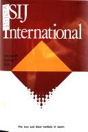 ISIJ International Book