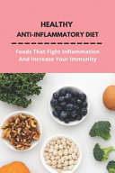 Healthy Anti Inflammatory Diet Book