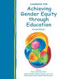 Handbook for Achieving Gender Equity Through Education Pdf/ePub eBook
