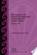 Xiv Congress Of The International Organization For Septuagint And Cognate Studies Helsinki 2010