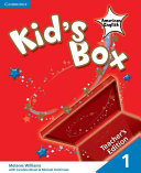Kid's Box American English Level 1 Teacher's Edition