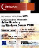 Configuration d'une infrastructure Active Directory avec Windows Server 2008