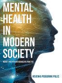 Mental Health in Modern Society