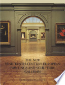 The New Nineteenth century European Paintings and Sculpture Galleries Book