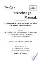 Car Interchange Manual