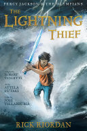 Percy Jackson and the Olympians: The Lightning Thief: The Graphic Novel Pdf/ePub eBook