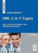 UML 2 in 5 Tagen
