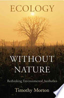 Ecology Without Nature