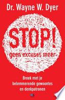 Stop Geen Excuses Meer