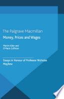 Money  Prices and Wages